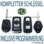 BMW PKW Schlüssel