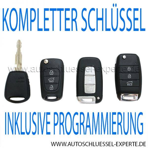 Kia Schlüssel